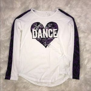 Other - JUSTICE Dance Top